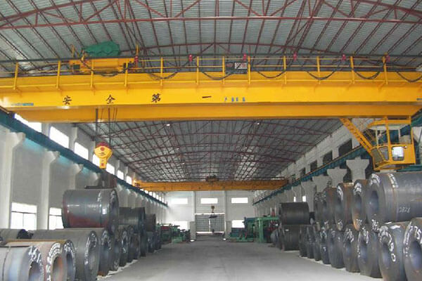 Customized different types of overhead cranes