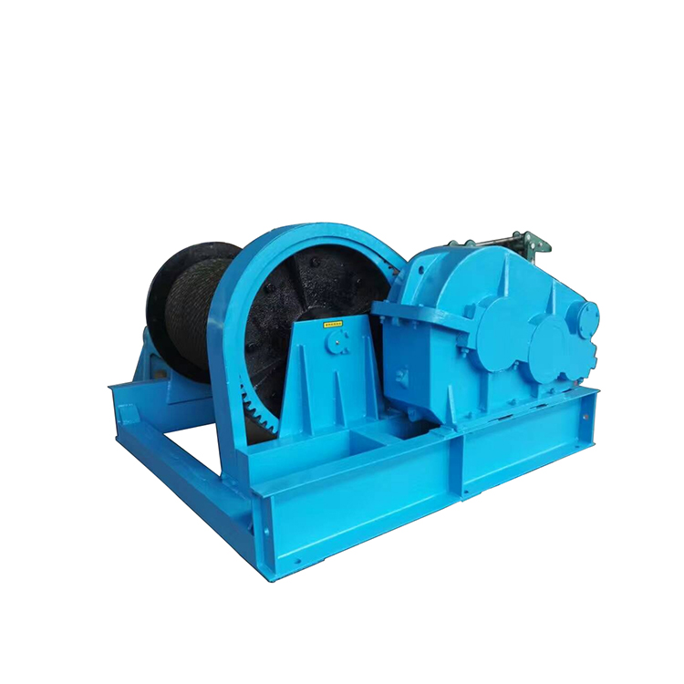 Hydropower Station Winch
